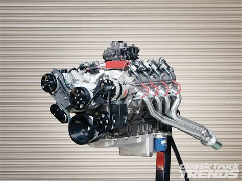 Cheap High Horsepower Engines by 415hp From A Basic 5 3 Ls Engine Rod Network