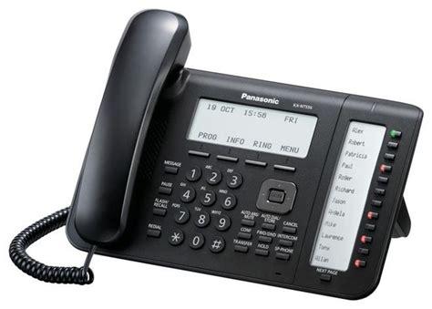 panasonic handsets panasonic kx nt556x b