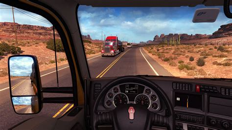 American Truck Simulator System Requirements American