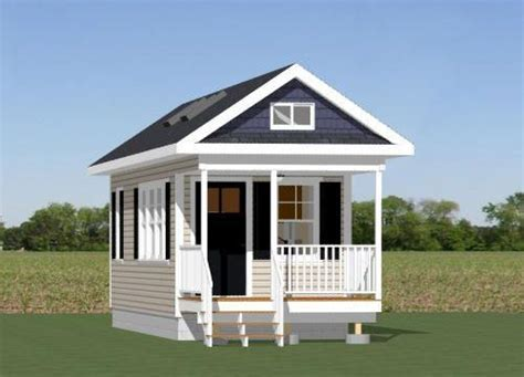 Tiny House Building New 10x28 Tiny House 10x28h4 466 Sq Ft