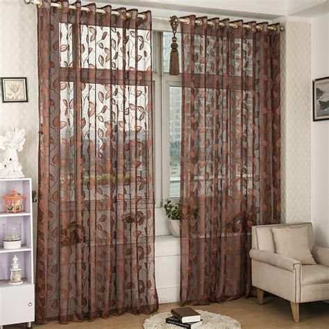 online get cheap grey sheer curtains aliexpress com