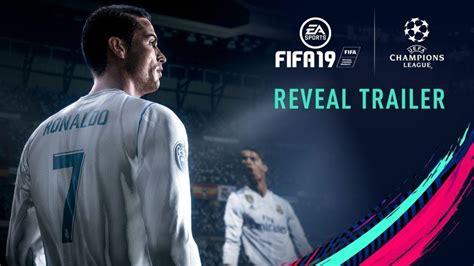 Fifa 19 Uefa Champions League Reveal Trailer  Toonzone News