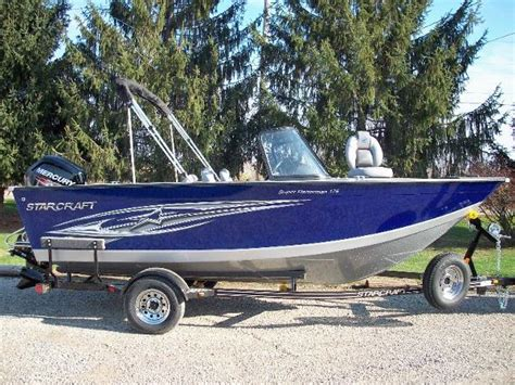 Starcraft Boats Ontario by Used Aluminum Fish Starcraft Boats For Sale Boats