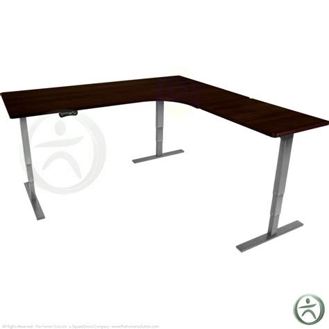 l shaped adjustable desk shop uplift 950 height adjustable l shaped standing desks