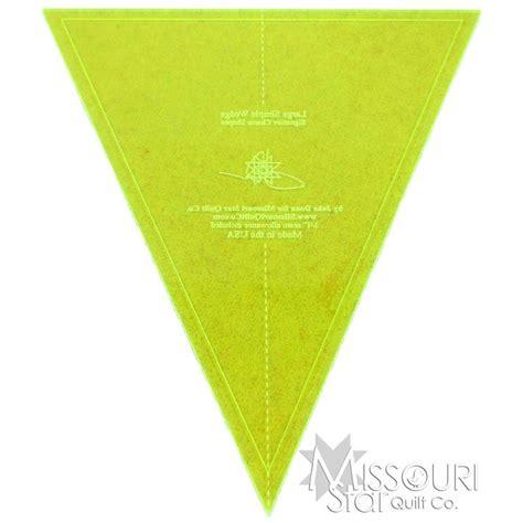 missouri quilt company address large simple wedge