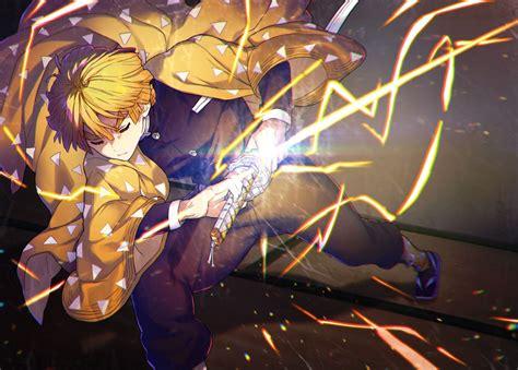 Zenitsu agatsuma (我あが妻つま善ぜん逸いつ agatsuma zen'itsu?) is a demon slayer and member of the demon slayer corps. Demon Slayer Zenitsu Wallpaper - Manga