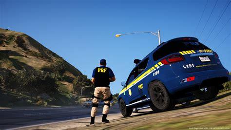 What does prf stand for? Trailblazer PRF - Polícia Rodoviária Federal - GTA5-Mods.com
