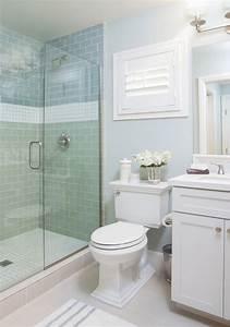 Coastal bathroom with aqua blue subway tile agk design for Bathroom design ideas tiles tiles and tiles