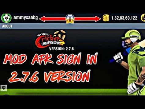 wcc2 2 7 6 mod apk sign in wcc2 mod unlimited coins apk wcc2 mod apk sign in problem fix