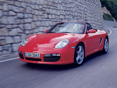 2008 Porsche Boxster Wallpapers