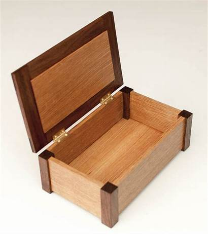 Box Wooden Plans Woodworking Wood Boxes Projects