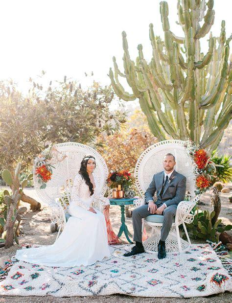 desert wedding inspiration   cactus garden  balboa