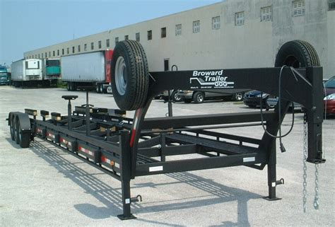 broward trailer transport trailer photo gallery selection page