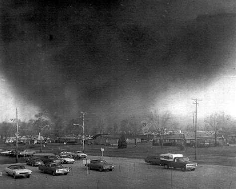 The Super Outbreak of April 3-4, 1974