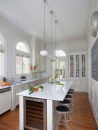 narrow kitchen island Long Narrow Kitchen Island | Houzz