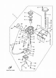 Wiring Diagram For A 2007 350 Yamaha Atv