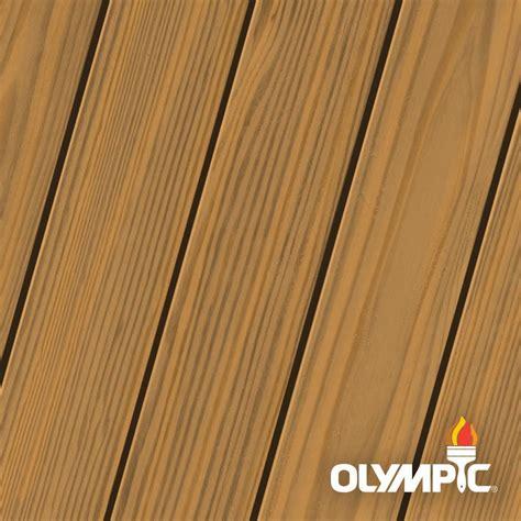 olympic maximum  gal cedar exterior stain  sealant