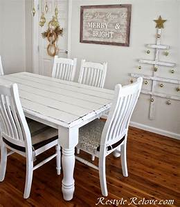 Kitchen excellent white country kitchen table shabby for White dining table shabby chic country