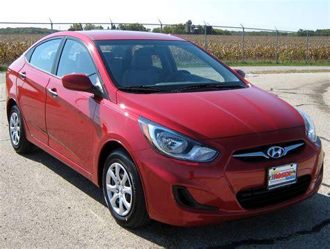 2012 Hyundai Accent Hatchback by 2012 Hyundai Accent Gs 4dr Hatchback 1 6l Manual