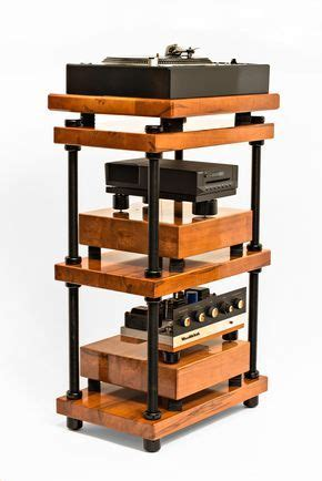 record player stand audio polica pinterest