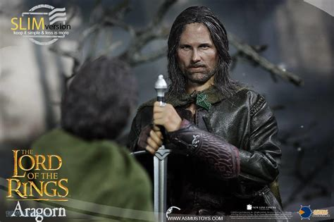 16 The Lord Of The Rings Series Aragorn Slim Version