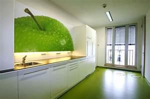 Deko Für Küchenwand : tolle akzente bei der k chenwandgestaltung ~ Sanjose-hotels-ca.com Haus und Dekorationen