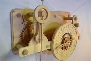 Uhrwerk Selber Bauen : holz armbanduhr mit holzuhrwerk ~ Lizthompson.info Haus und Dekorationen