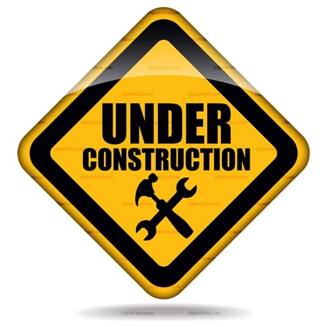 Construction Clip In Construction Clipart Clipground