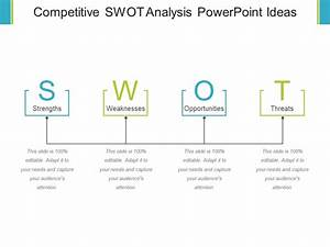 Competitive Swot Analysis Powerpoint Ideas | PowerPoint ...