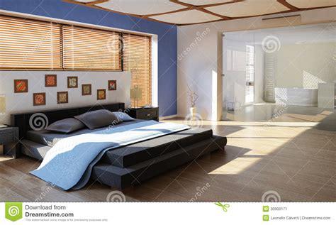 hotel avec bain a remous dans la chambre chambre à coucher de luxe moderne avec la salle de bains