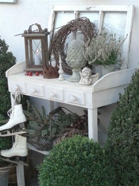 Herbst Winterdeko Fensterbank by Winter Tischchen Wohnen Und Garten Foto Ireland