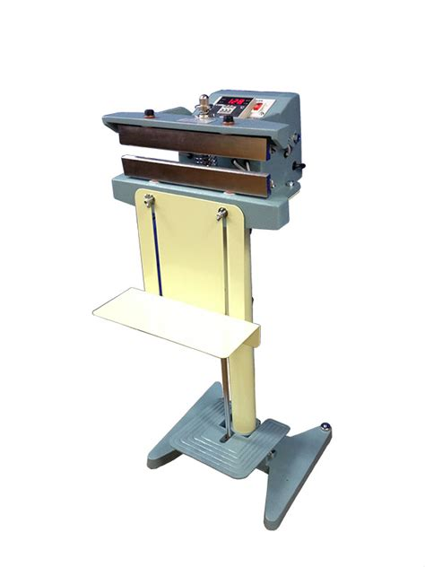ths   mm automatic constant heat foot sealer