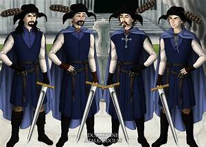 D'Artagnan and the Three Musketeers by MonsieurArtiste on ...