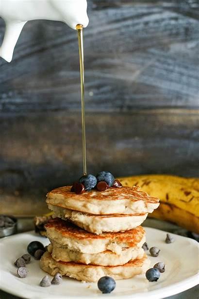 Vegan Pancakes Protein Fluffy Gluten Sugar Refined