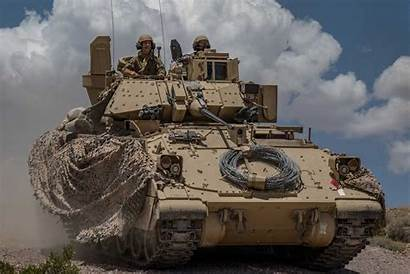 Bradley Army Military Fighting Replacement Vehicle Vehicles