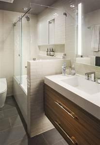Holz SchiebetUr FUr Badezimmer