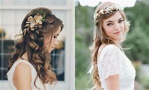 Frizure za venčanje: Inspiracija za mlade sa dugom kosom ...