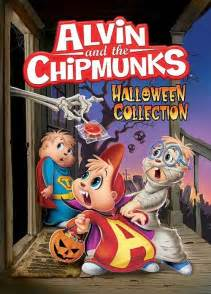 Alvin And The Chipmunks Halloween by Alvin Amp The Chipmunks Dvd News Box Art For Alvin And The