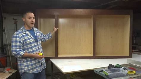 build your own kitchen cabinet how to build your own kitchen cabinets part 4 7981