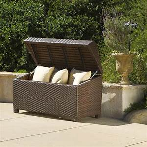extra large garden cushion storage box modern patio With katzennetz balkon mit garden storage box