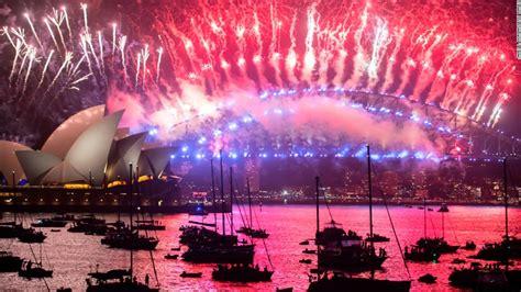 New Year's 2018 Celebrations Around The World