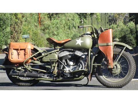 Harley Davidson Wla For Sale by 1942 Harley Davidson Wla For Sale Classiccars Cc