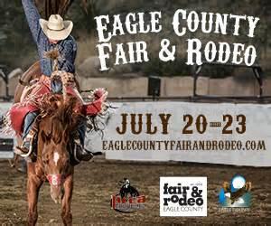 annual eagle county fair rodeo vvp calendar