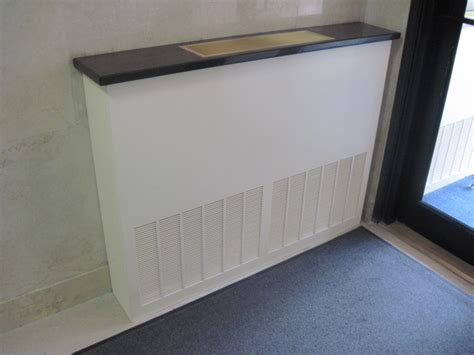 convector radiator custom enclosures