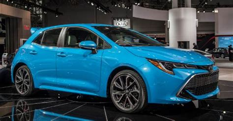 2020 Toyota Corolla Redesign by 2020 Toyota Corolla Hatchback Redesign Release Price