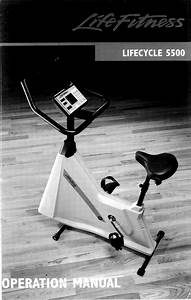 Life Fitness Recumbent Bike Manual