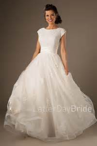 wedding dresses modest wedding gowns lorelai