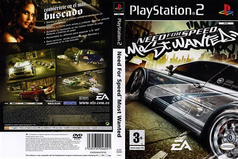 Nfs Most Wanted Ps2 Mega Identi