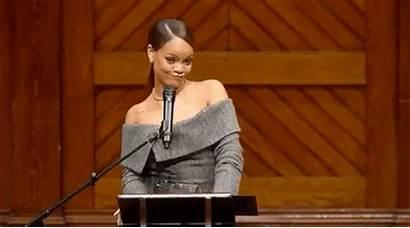 Rihanna Speech Humanitarian Amateur Inspiring Harvard Inside