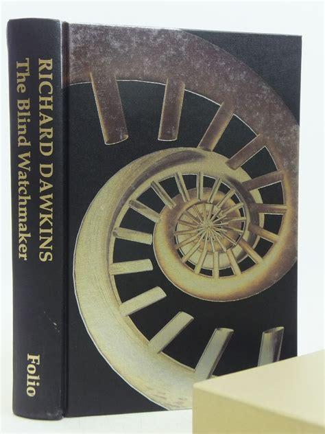 the blind watchmaker the blind watchmaker by dawkins richard 2010